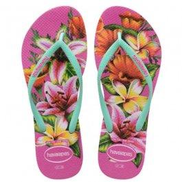 Imagem - Havaianas 4129848 Slim Floral cód: 066872