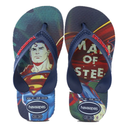 Imagem - Havaianas Kids Max Heróis Super-Homem  cód: 073327