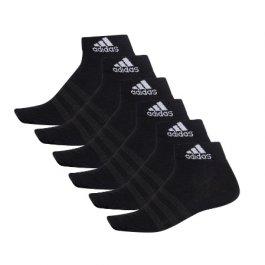 Imagem - Meia Adidas Ankle 6 pares Preta cód: 076078