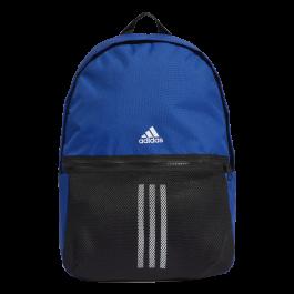 Imagem - Mochila Adidas Classic 3-Stripes Preta e Azul cód: 075642
