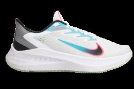 Imagem - Nike Air Zoom Winflo 7 Branco MultiCor Masculino cód: 075135