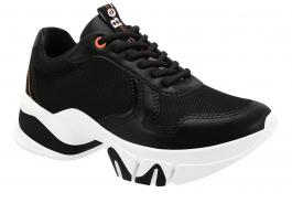 Imagem - Tênis Ramarim Sneaker Preto Branco cód: 071397