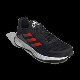 Imagem - Tênis Adidas Duramo Sl Preto Vermelho cód: 078391