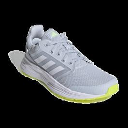 Imagem - Tênis Adidas Galaxy 5 Azul Branco Limão cód: 077883