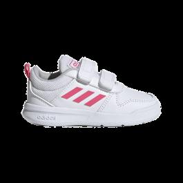 Imagem - Tênis Adidas Tensaur I Branco e Rosa cód: 074813