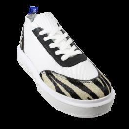 Imagem - Tênis Casual Meia Schutz Knit Zebra  cód: 076586