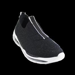 Imagem - Tênis Comfortflex Jogging Bolha Preto  cód: 078728