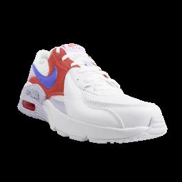 Imagem - Tênis Feminino Nike Air Max Branco Lilás cód: 080508