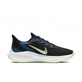 Imagem - Tênis Feminino Nike Zoom Winflo 7 Preto cód: 073711