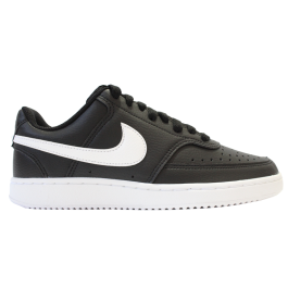 Imagem - Tênis Feminino Nike Court Vision Preto e Branco cód: 077255