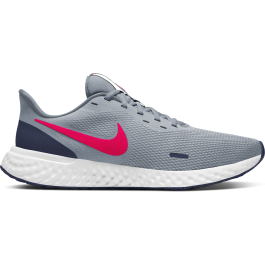 Imagem - Tênis Masculino Nike Revolution 5 Cinza - 073691