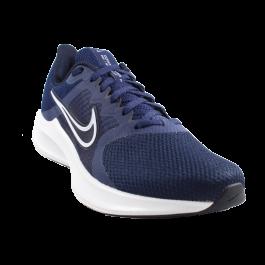 Imagem - Tênis Masculino Nike Downshifter 11 Marinho Branco cód: 078604