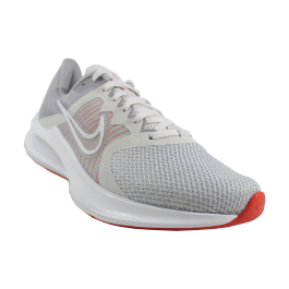 Imagem - Tênis Masculino Nike Downshifter 11 Platina Vermelho cód: 079194
