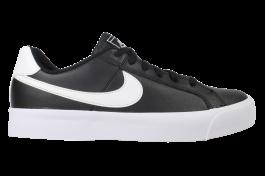 Imagem - Tênis Nike Court Royale Preto e Branco cód: 067829