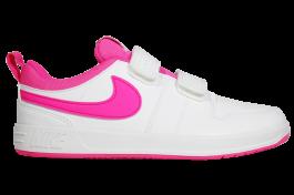 Imagem - Tênis Nike Pico 5 Branco e Rosa cód: 068931