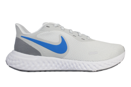 Imagem - Tênis Nike Revolution 5 Branco Azul cód: 076547