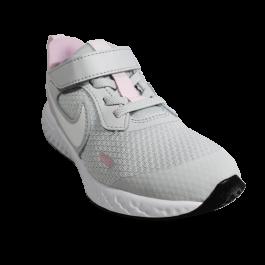 Imagem - Tênis Nike Revolution 5 Cinza Rosa cód: 077848