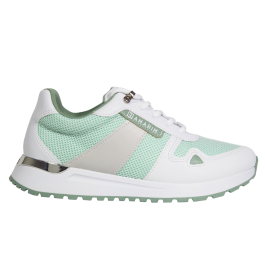 Imagem - Tênis Sneakers Ramarim Branco Menta cód: 073551