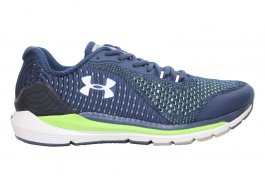 Imagem - Tênis Under Armour Charged Odysey Lime cód: 069405