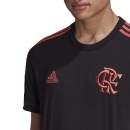 Adidas Camiseta CR Flamengo 3-Stripes 3