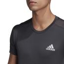 Camiseta Adidas Own The Run Preta 3