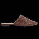 Mule AnaCapri Tressê Marrom Chocolate 2