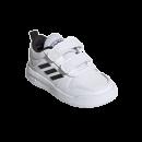 Tênis Adidas Tensaur I Branco e Preto 3