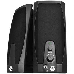 Imagem - Caixa de Som 2.0 USB 2W RMS VS-201 - Vinik