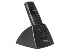 Imagem - Telefone sem Fio 4070355 TS40 Preto Dect 6.0 Bivolt - Intelbras Icon