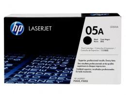 Imagem - Toner Laserjet Mono HP 05A Preto CE505AB - HP