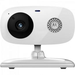 Imagem - Câmera de Monitoramento HD Wi-Fi e Visão Noturna Focus 66 Branca - Motorola