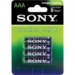 Imagem - Pilha Alcalina AAA AM4L-B4D - Sony