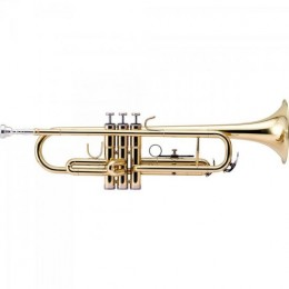 Imagem - Trompete Bb HTR-300L Laqueado - Harmonics