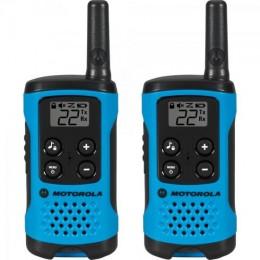 Imagem - Rádio Comunicador Talkabout 25km T100BR Azul Motorola