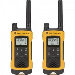 Imagem - Rádio Comunicador Talkabout 35km T400BR Amarelo - Motorola