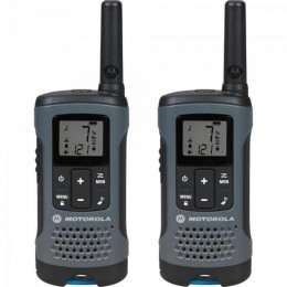 Imagem - Rádio Comunicador Talkabout 32km T200BR Cinza - Motorola