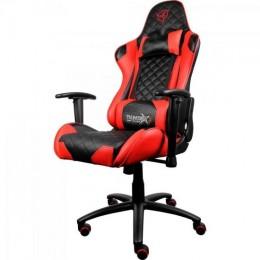 Imagem - Cadeira Gamer Profissional TGC12 Preta/Vermelha - THUNDERX3