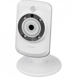Imagem - Câmera IP Wireless Cloud com Áudio Visão Noturna e Entrada MicroSD DCS-942L - D-Link