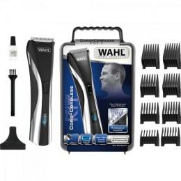 Imagem - Máquina de Corte Recarregável Bivolt Haircut And Beard Cordless Preta - WAHL