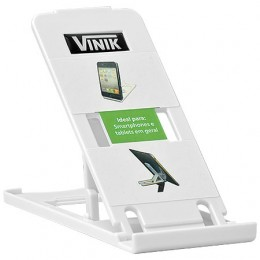 Imagem - Suporte para Smartphone e Tablet Stand Mobi Branco - Vinik
