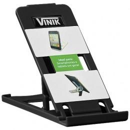 Imagem - Suporte para Smartphone e Tablet Stand Mobi Preto - Vinik