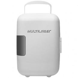 Imagem - Mini Geladeira Portátil 4 Litros 110v/12V TV004 - Multilaser
