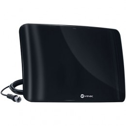 Imagem - Antena Interna Curva HDTV/UHF/VHF HDS40B - Vinik