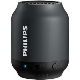 Imagem - Caixa de Som Bluetooth Wireless Portátil BT50BX/78 Preta - Philips