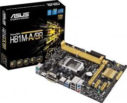 Imagem - Placa Mãe H81M-A/BR Intel Lga 1150 - Asus