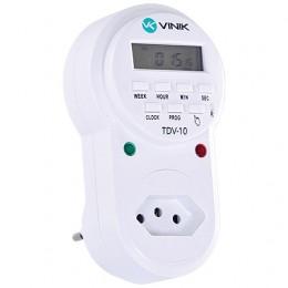 Imagem - Timer Digital Bivolt TDV-10 - Vinik