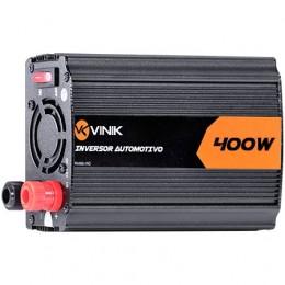 Imagem - Inversor de Corrente Elétrica de Onda Modificada 400W 12V/127V 60HZ - Vinik