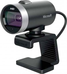 Imagem - Webcam H5D-00013 5mp Lifecam Cinema HD 720P - Microsoft