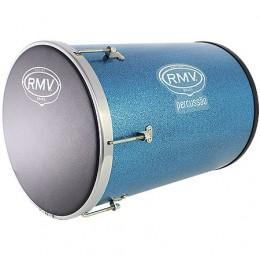 Imagem - Tantan 14X55 CM Linha Sparkle Madeira Pele Napa Azul PTN0008 - RMV
