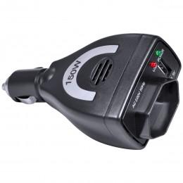 Imagem - Inversor Automotivo 150W 12v para 220v com Plug Padrão Brasil e USB 1a - Vinik